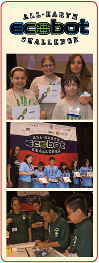 Cole Chemical is proud to support the EcoBot Challenge